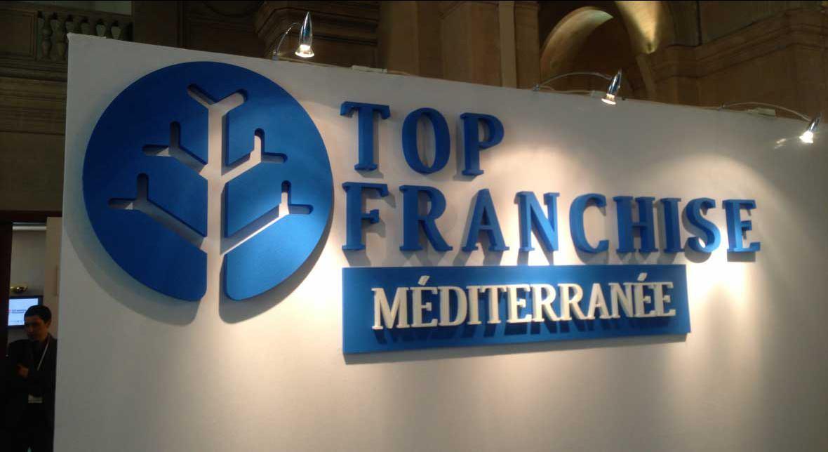Decoration de stand - Salon franchise marseille ...